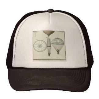 Jacques Garnerin's first parachute Trucker Hat