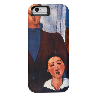 Jacques Lipchitz and his Wife_Portraits iPhone 6 Case
