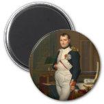 Jacques-Louis David Art 2 Inch Round Magnet