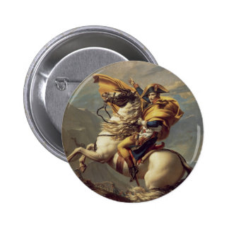 Jacques-Louis David Art 2 Inch Round Button