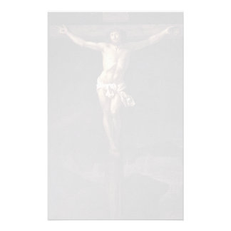 Jacques-Louis David- Christ on the Cross Stationery