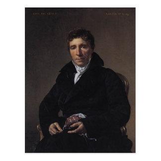 Jacques-Louis David- Emmanuel Joseph Sieyes Postcard