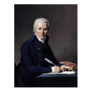 Jacques-Louis David Jacobo Blauw Postales