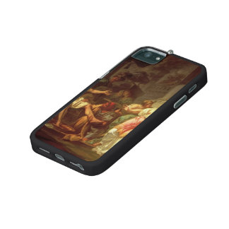 Jacques-Louis David- The Death of Seneca Case For iPhone 5/5S