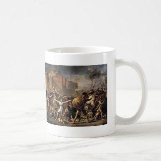 Jacques-Louis David- The Sabine Women Mug