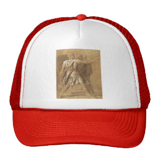Jacques-Louis David: The Three Horatii Brothers Trucker Hat