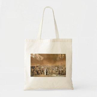 Jacques-Louis - Tennis Court Oath 20th June 1789 Tote Bags