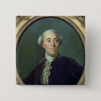 Jacques Necker  c.1781 Pinback Button