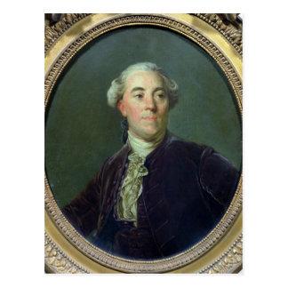 Jacques Necker  c.1781 Postcard