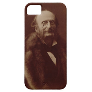 Jacques Offenbach (1819-80), German composer, port iPhone 5 Case