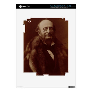 Jacques Offenbach (1819-80), German composer, port iPad 3 Decals
