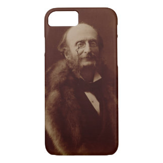 Jacques Offenbach (1819-80), German composer, port iPhone 7 Case