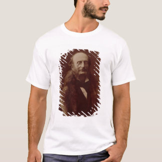 Jacques Offenbach (1819-80), German composer, port T-Shirt