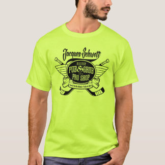 Jacques Schwett Hockey Pro Shop T-Shirt