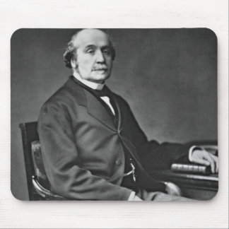 Jacques Victor Albert de Broglie (1821-1901), from Mouse Pad