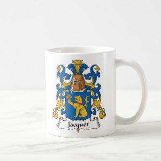Jacquet Family Crest Mugs