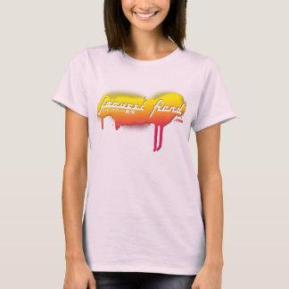 Jacuzzi Fiend Pink JapanTag T-Shirt