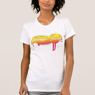 Jacuzzi Fiend White JapanTag T-Shirt