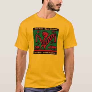 Jad Fair - Best Wishes T-Shirt