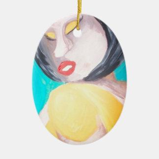 Jada Ceramic Ornament