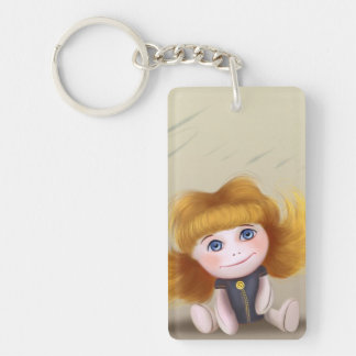 Jada  Doll Key Chain