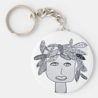 Jada Gaddy Keychain