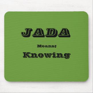 Jada Mouse Pad