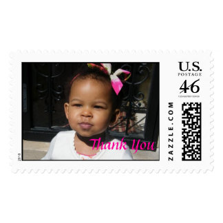 Jada Thanks Postage Stamps