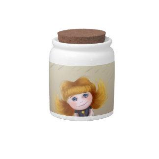 jada the doll Candy Jar