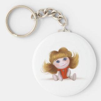 Jada the Doll Keychains
