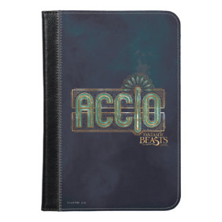 Jade Art Deco Accio Spell Graphic iPad Mini Case