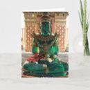 Jade Buddha Card