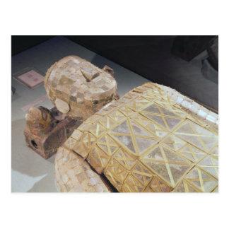 Jade burial suit postcard