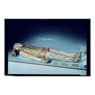 Jade burial suit poster