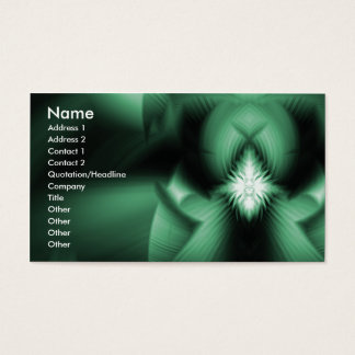 Jade Business Card