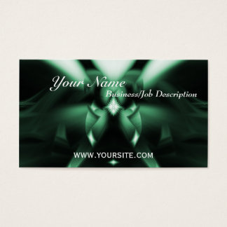 Jade Business Card