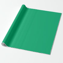 Jade-Colored Wrapping Paper
