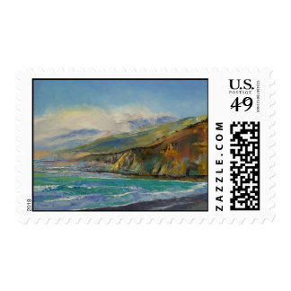 Jade Cove Stamp