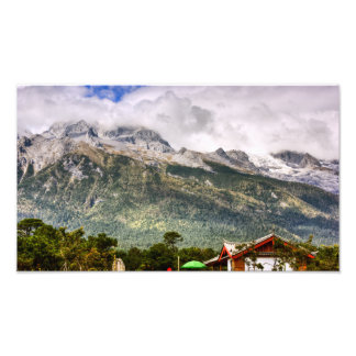 Jade Dragon Snow Mountain Photo