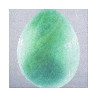 Jade Egg 2014 Canvas Print