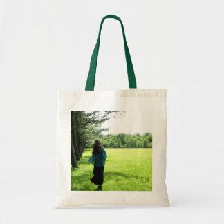 Jade Fower  shawl Bag