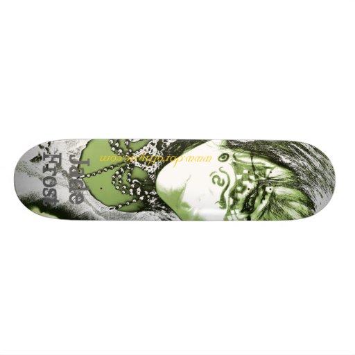 Jade Frost Tabla De Skate