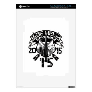 Jade Helm 15 Military Training In America 2015 Decal For iPad 3