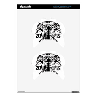 Jade Helm 15 Military Training In America 2015 Xbox 360 Controller Decal