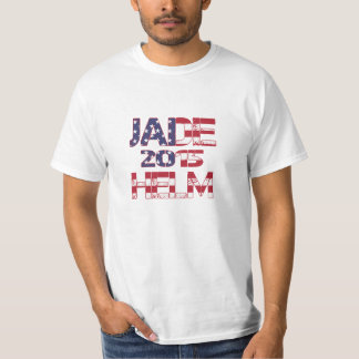 Jade Helm 2015 USA American Flag Military Training T-Shirt