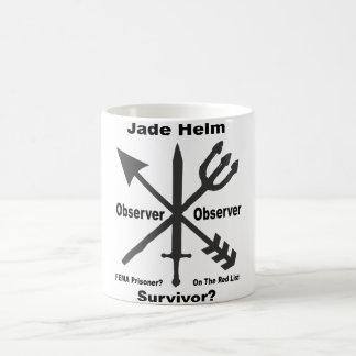 Jade Helm Observer Mug