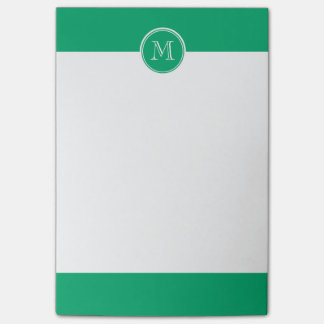 Jade High End Colored Personalized Post-it® Notes