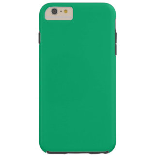 Jade High End Solid Colored Tough iPhone 6 Plus Case