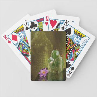 Jade Ho-Tei 2 Bicycle Playing Cards