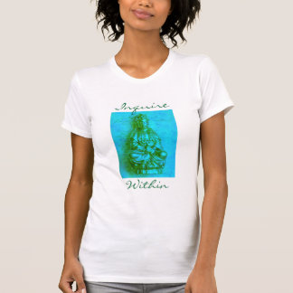 Jade Inquire Within t-shirt